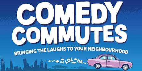 Comedy Commutes tickets