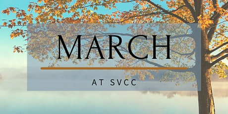 14 March 2021 Service - Samford Valley Community Church tickets