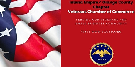 Leadership Meeting IE/OC  Chapter - National Veterans Chamber of Commerce tickets