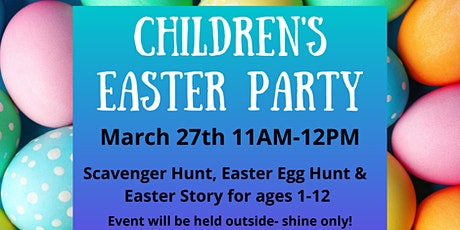 Children's Easter Party tickets