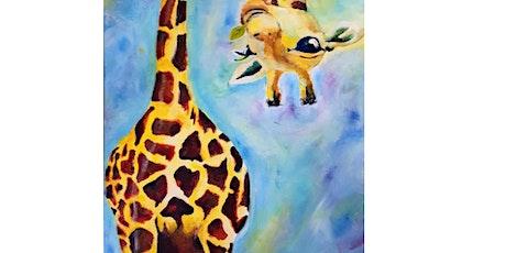 Upside Down Giraffe - Paddington Tavern (May 17 6.30pm) tickets