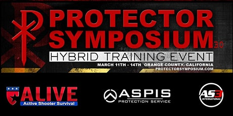 The Protector Symposium 3.0 tickets