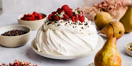 Spring Pavlova and Cocktails Virtual Baking Class tickets