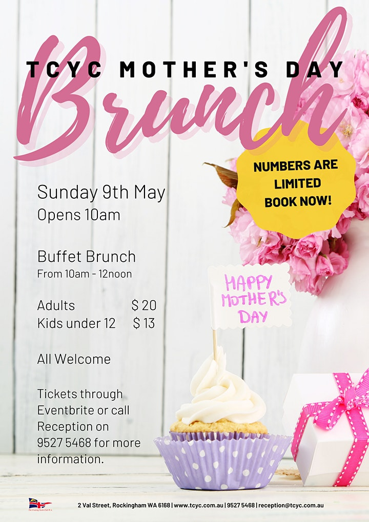 TCYC Mother's Day Brunch image