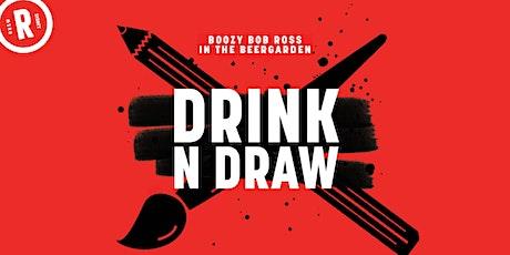 Drink & Draw | 18+ tickets