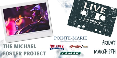 Live on Pointe: The Michael Foster Project tickets