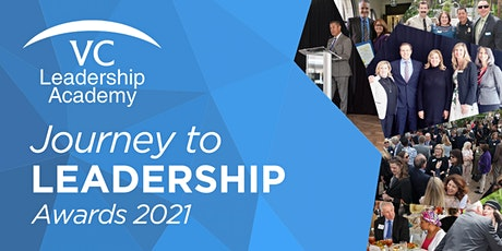 Journey to Leadership Virtual Awards tickets