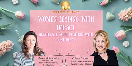 Women Leading with Impact: Accelerate Your Position with Confidence tickets