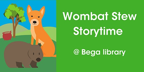 Wombat Stew @ Bega Library tickets