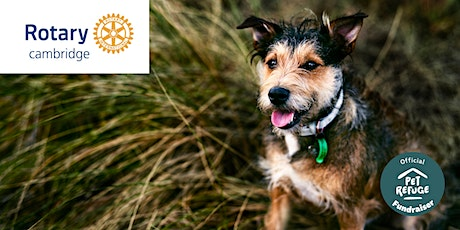 Rotary Cambridge Charity Dinner supporting Pet Refuge tickets