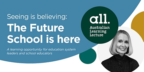 Seeing is believing: The Future School is here tickets