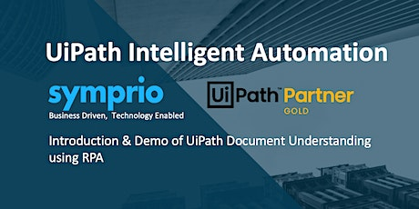 Introduction to UiPath RPA & Document Understanding tickets