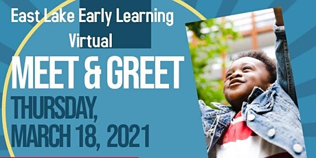 East Lake Early Learning  Meet and Greet tickets