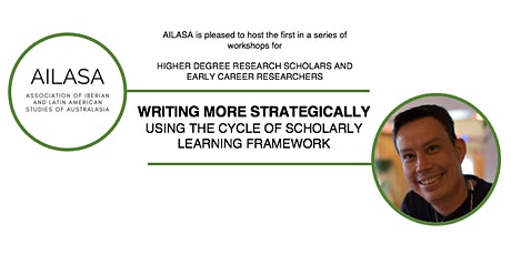 "ECR and HDR Workshop: ""Writing More Strategically"" with A/Prof Pacheco-Vega tickets"