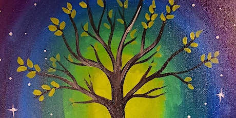 Celtic Tree of Life Virtual Paint Party tickets