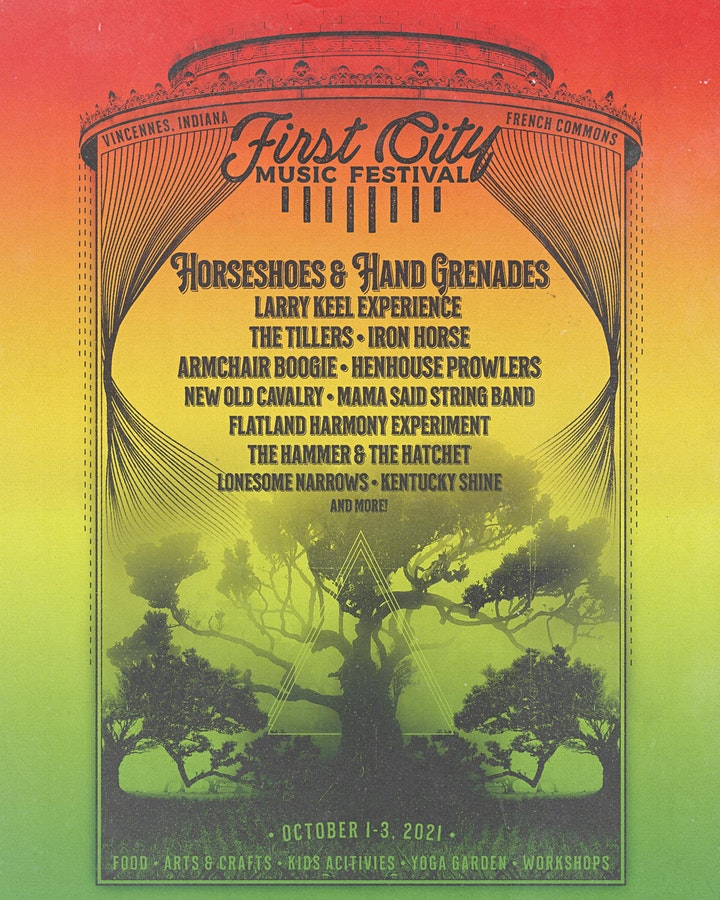 First City Music Festival image
