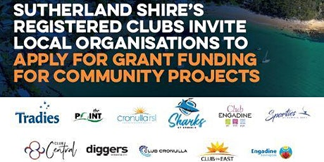 ClubGRANTS Information Session tickets