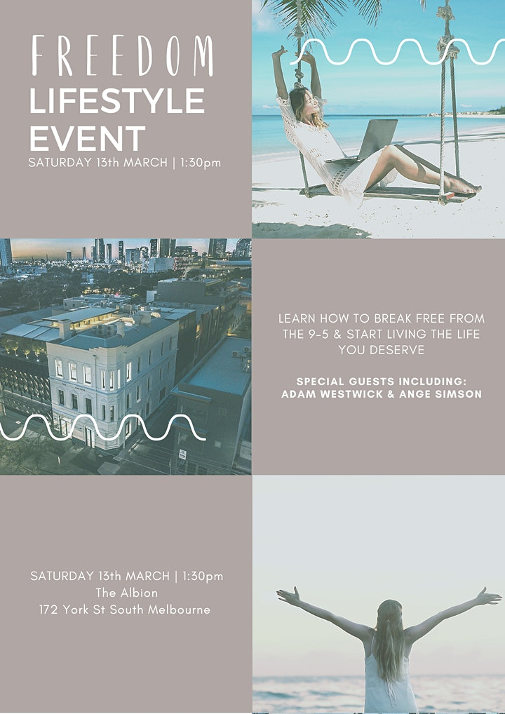 Opportunity Event Saturday 13th March 1pm image