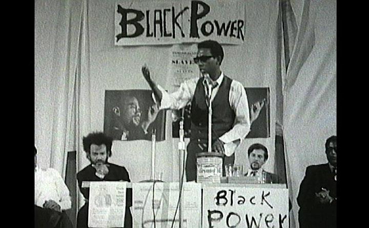 Black British Civil Rights, behind the scenes image