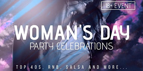 Women's Day Celebration! - Online Zoom Party tickets