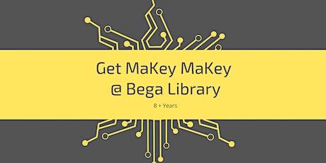 Makey Makey Banana Piano @ Bega Library tickets