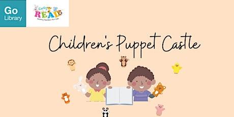 Children's Puppet Castle | Early READ tickets