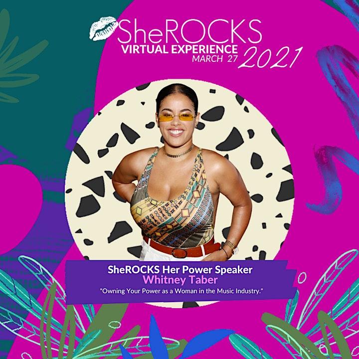 SheROCKS 2021 image