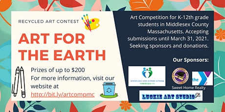 Art for the Earth - A Recycled Art Competition for Students tickets