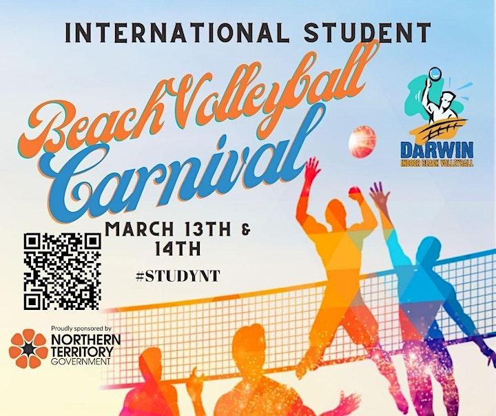 International Student Beach Volleyball Carnival image