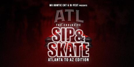 Sip & Skate - Bowtie ATL Bday Bash tickets
