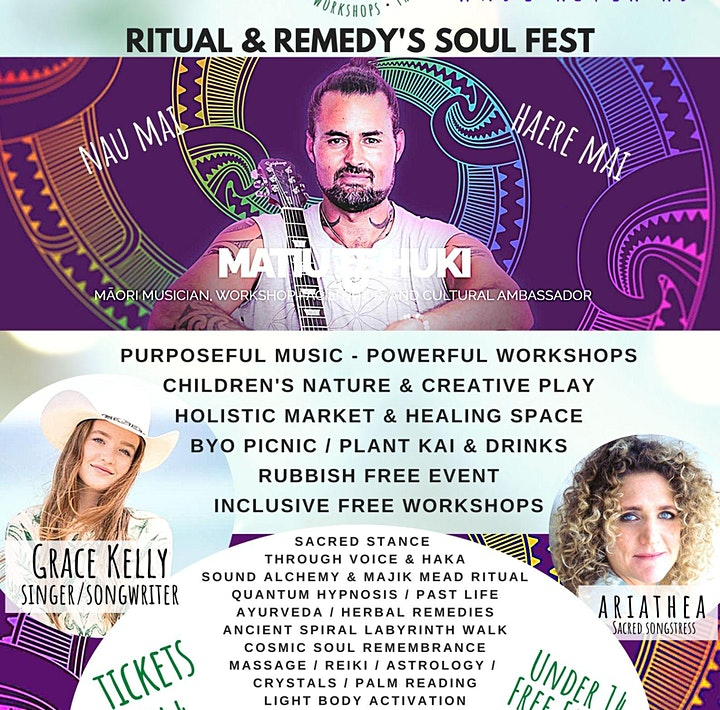 Sunday Soul Festival - 2 MAY 2021 - Hibiscus Coast. AKL image