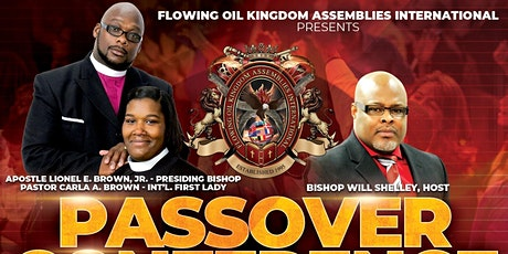 Passover Conference tickets