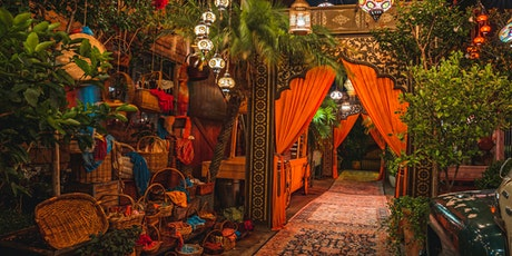 Welcome to Marrakesh | Evening Feast at The Grounds of Alexandria tickets