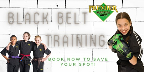 Little Champs Black Belt Tryouts tickets