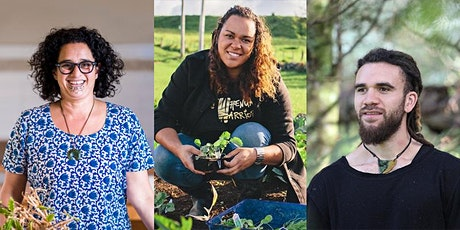 Decolonising Your Puku – indigenous food sovereignty tickets