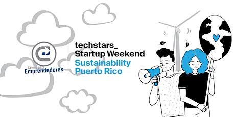Techstars Startup Weekend Puerto Rico | Sustainability Online Edition biglietti