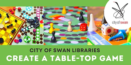 Create Your Own Tabletop Game (Ballajura) tickets