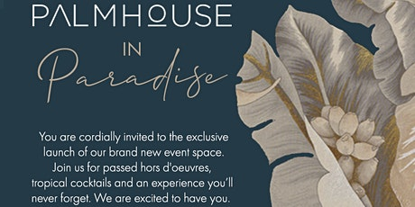 Vendor Open House tickets