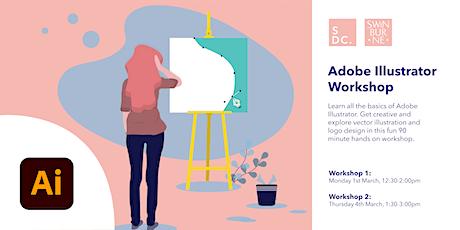 Adobe Illustrator Workshop 2 biglietti
