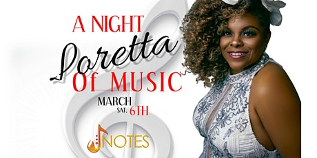 A NIGHT OF MUSIC WITH LORETTA CONSTANT tickets