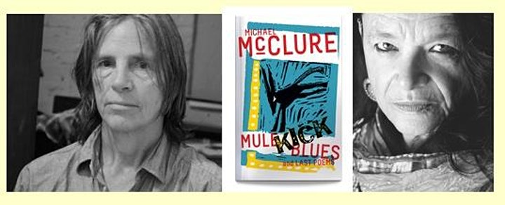 Mule Kick Blues Book Release with Anne Waldman and Eileen Myles image