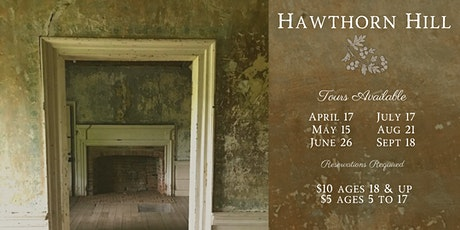 Hawthorn Hill Tours tickets