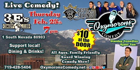 Laugh & Support Local! tickets