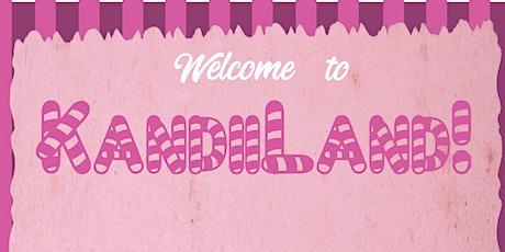 Welcome to KandiiLand LashKandii Pop Up Shop tickets