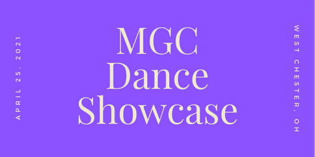 MGC Dance Showcase tickets