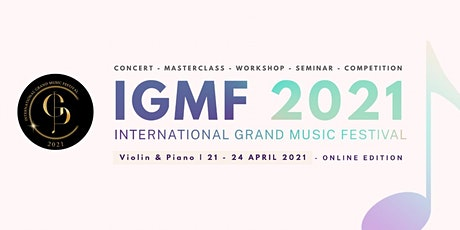 International Grand Music Festival tickets
