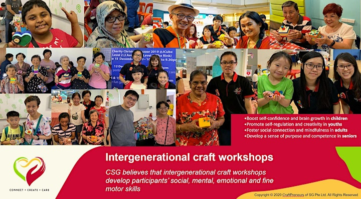 Quilling workshop _ Mini Potted Plants _ 27 Feb' 21 (Sat) _ Open to all image