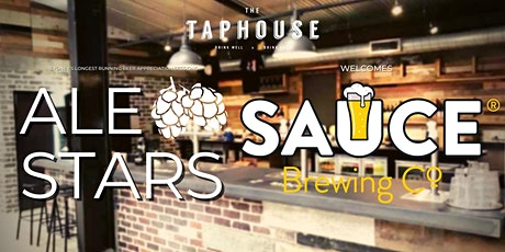 Ale Stars #136 - Sauce Brewing Co. tickets