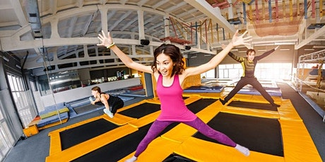 TRAMPOLINE FITNESS tickets