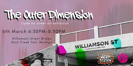 The Outer Dimension Exhibition Launch tickets